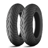 Мотошина 140/70 R14 Michelin City Grip 68S TL REINF Задняя (Rear)