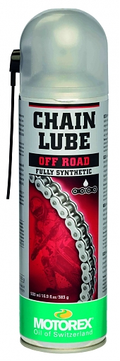 Motorex смазка цепи Chain Lube Off Road 0.5 литра (302280)